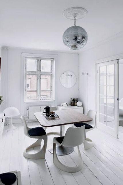 40 Cool Scandinavian Dining Room Designs Scandinavian Dining Room Dining Room Design Home Decor