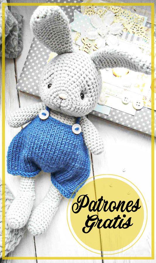 Patrón de ganchillo libre de conejo Amigurumi - Página 5 de 6 - Patrones de amigurumi gratis, patrones de ganchillo amigurumi