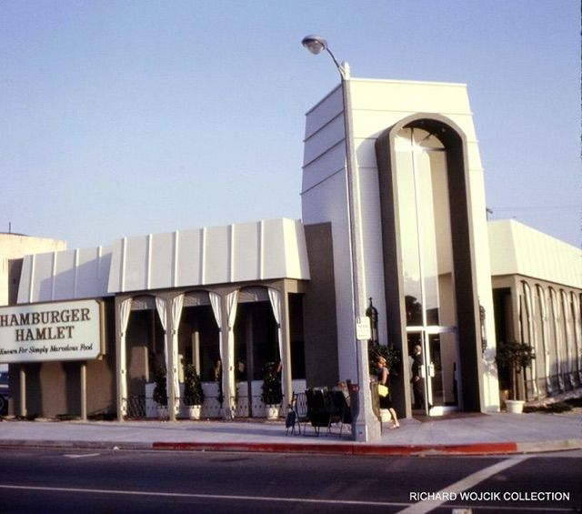 Memories Of Hamburger Hamlet Alison Martino Blog Hamlet California History West Los Angeles