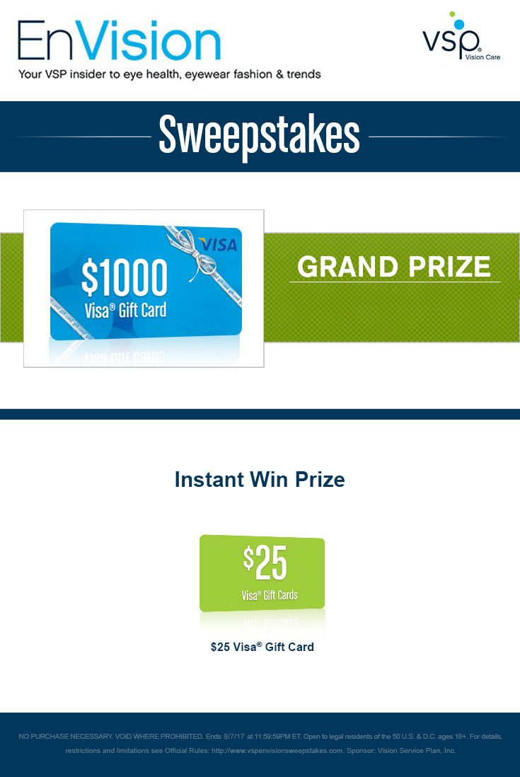 About com sweepstakes instant win