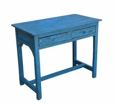 Schreibtisch Blau #LavaHot    ifttt 2kI2q7J Haus Design - küche landhaus weiß