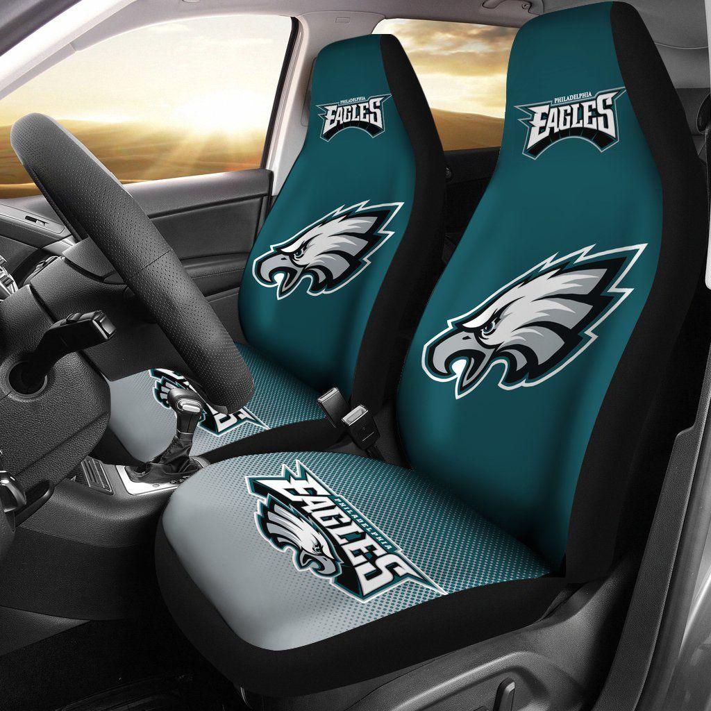 New Fashion Fantastic Philadelphia Eagles Car Seat Covers