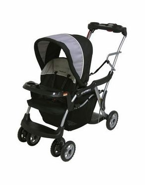 Just Got This Stroller For Free Missing Trays But Maybe