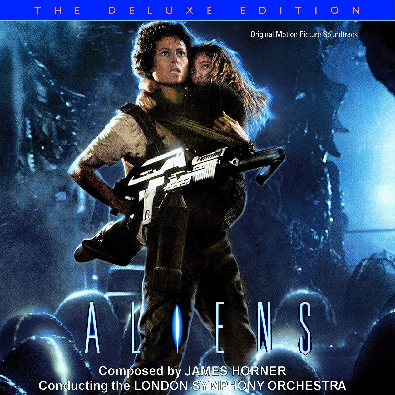Alien Movie: Custom Soundtrack And Score CD Covers
