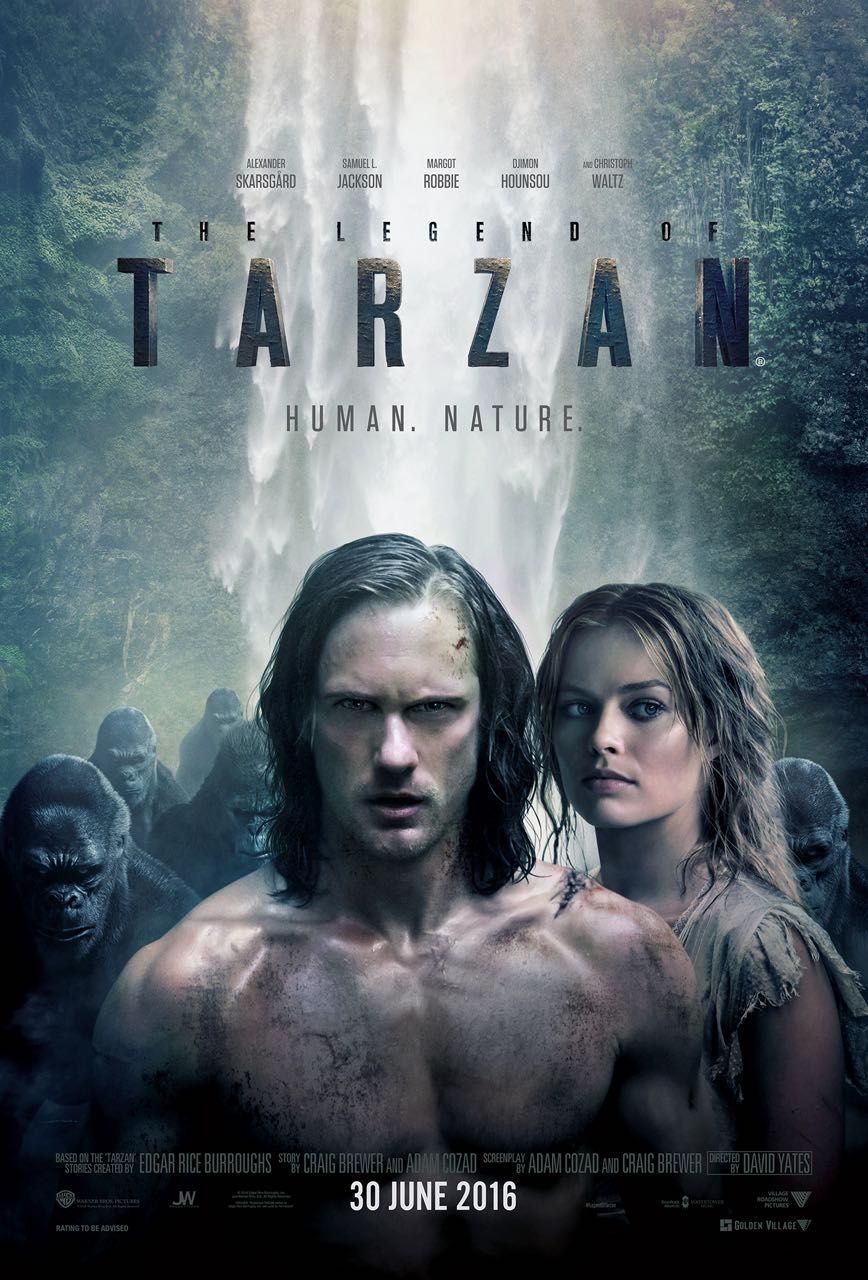 The Legend Of Tarzan Review Mundo De Peliculas Poster De Peliculas Y Peliculas Western