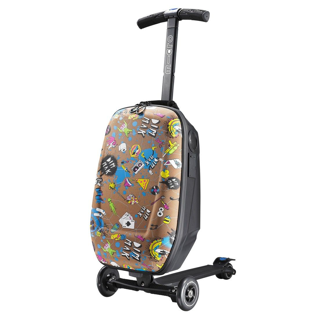Micro 3in1 Luggage Scooter Aoki | Micro Scooters UK | Kids ...