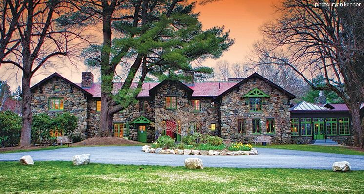 There Are An Infinite Number Of Beautiful Venues In New England
