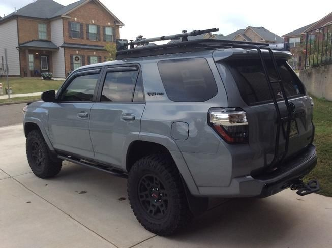 2017 Toyota 4runner Trd Pro In Cement