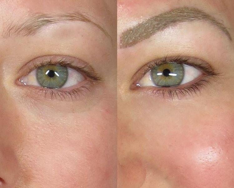 Maquillage Permanent Sourcils Info Utile Et Photos Cool Le