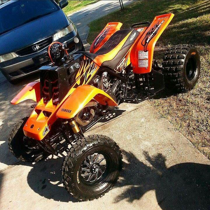Pin By Akeem Joseph On Toys Yamaha Banshee Atv Motocross