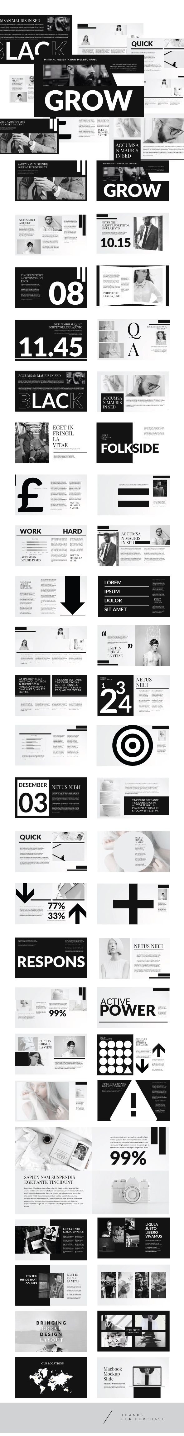 Hipster creative powerpoint template apresentao hipster creative powerpoint template toneelgroepblik Image collections