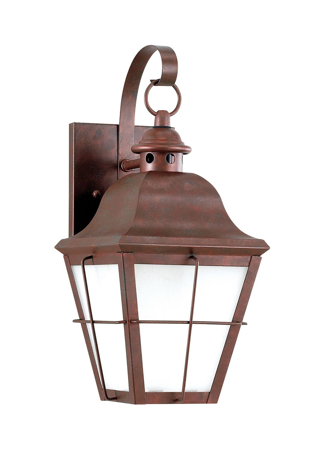 Seagull Chatham Collection In Weathered Copper 168 90 Outdoor Light Fixtures Sea Gull Lighting Copper Outdoor Lighting