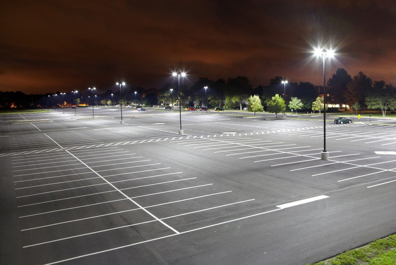 Commercial Led Lighting Contractors Las Vegas Phoenix Global Lighting Tech Parking Lot Lighting Solar Led Lights Led Parking Lot Lights