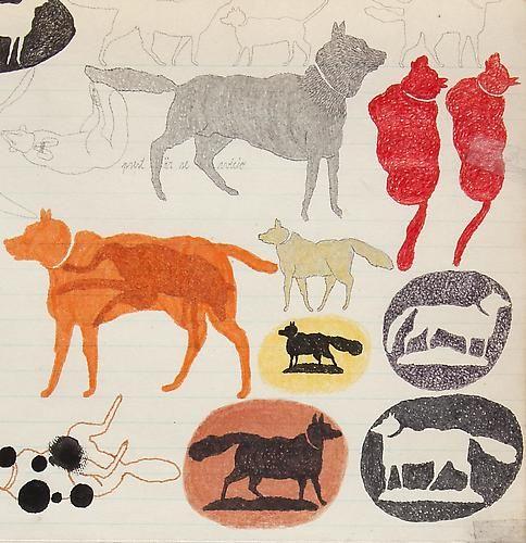 Jose Antonio Suarez Londono 2012 Dibujo No 32 J Bv Detail Ink Graphite And Marker On Paper 14 X 11 Inche Moose Art Sketches Drawing Sketches