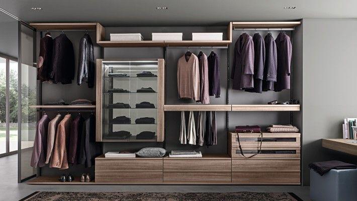 PRESOTTO - Varius Free closet Pinterest Vestidor, Armario y Madera