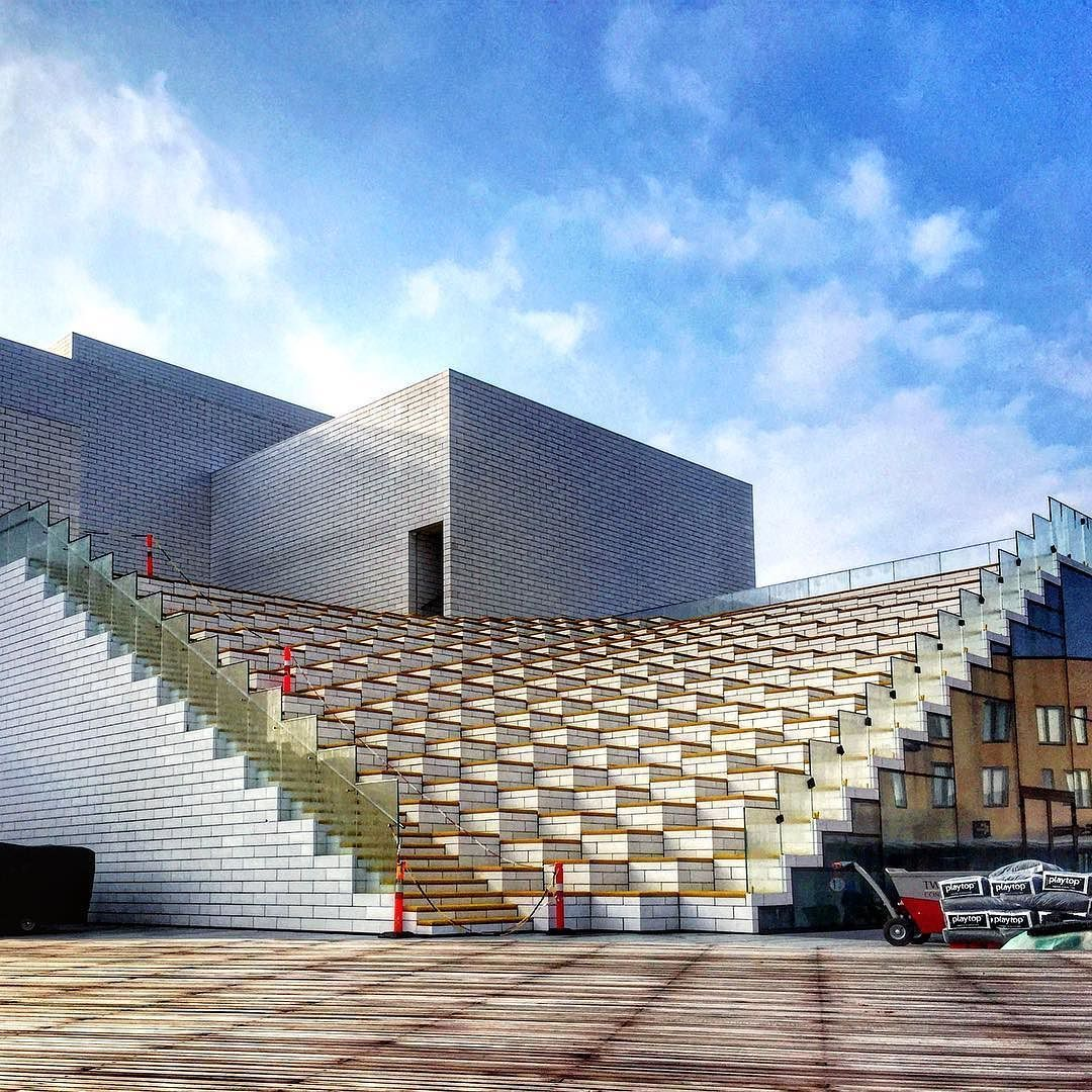 Big Lego House Billund Facade Big Lego Lego House Interior