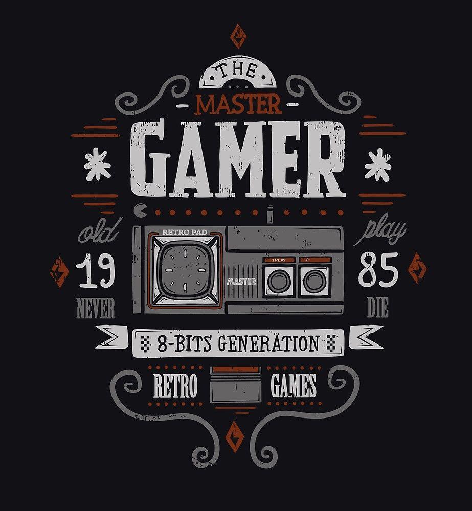 Poster Geek Posters Para Imprimir Jogos Retro Estampas Geek