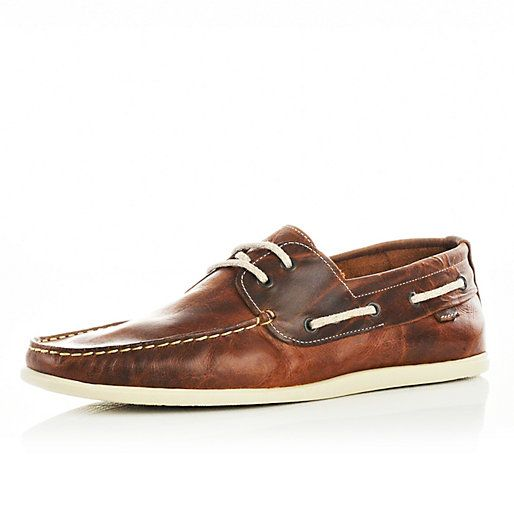 Tan boat shoes - boat shoes - shoes