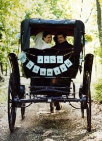 A Whimsical Blue Destination Wedding on a Farm in