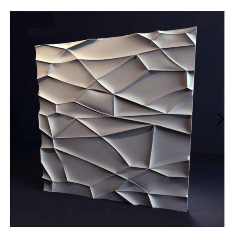 Kunststoff Formenbau 3d Wandpaneele Fur Putz Gips Oder Beton