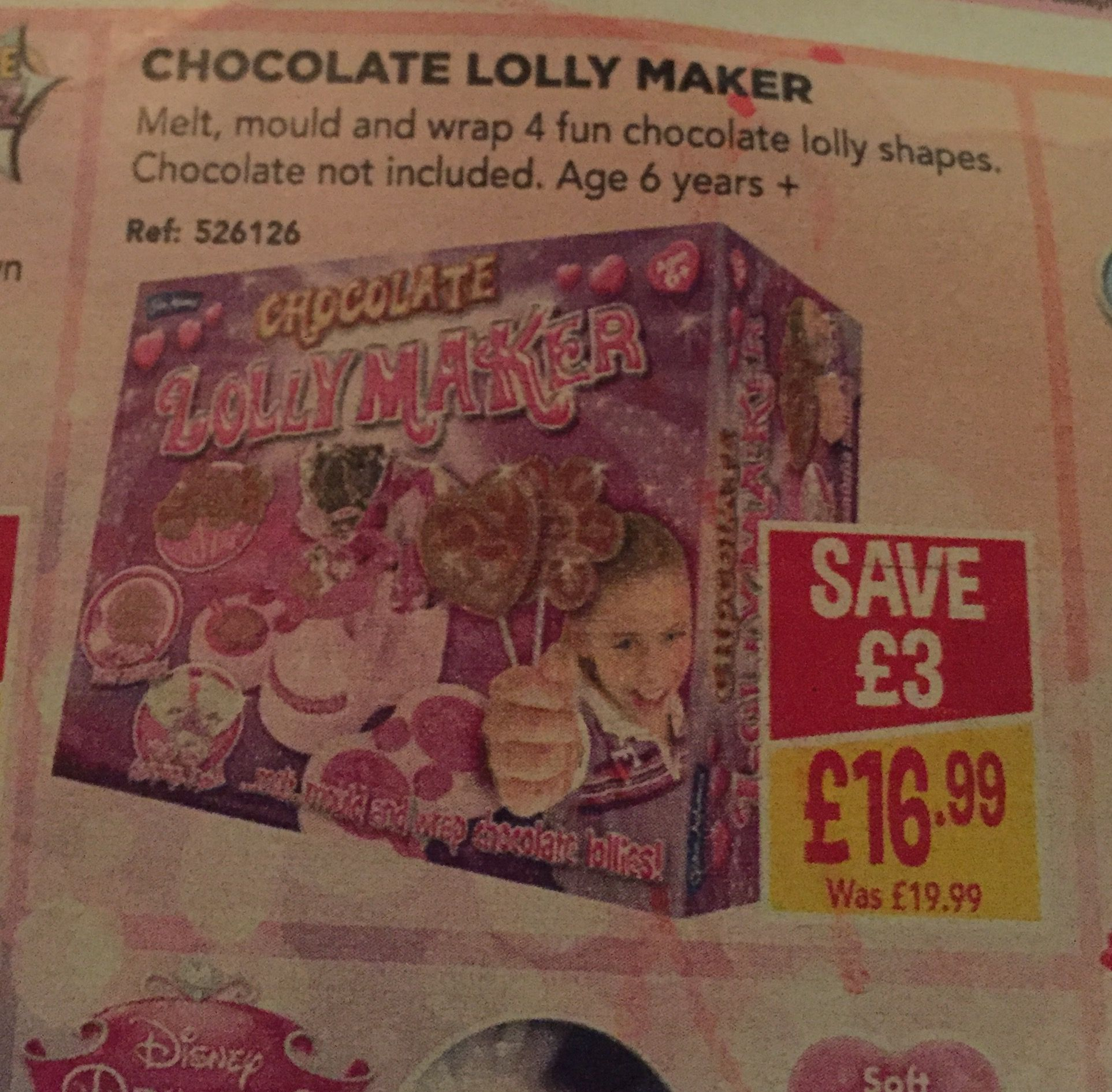 Chocolate Lolly Maker Pressie Ideas For T Chocolate