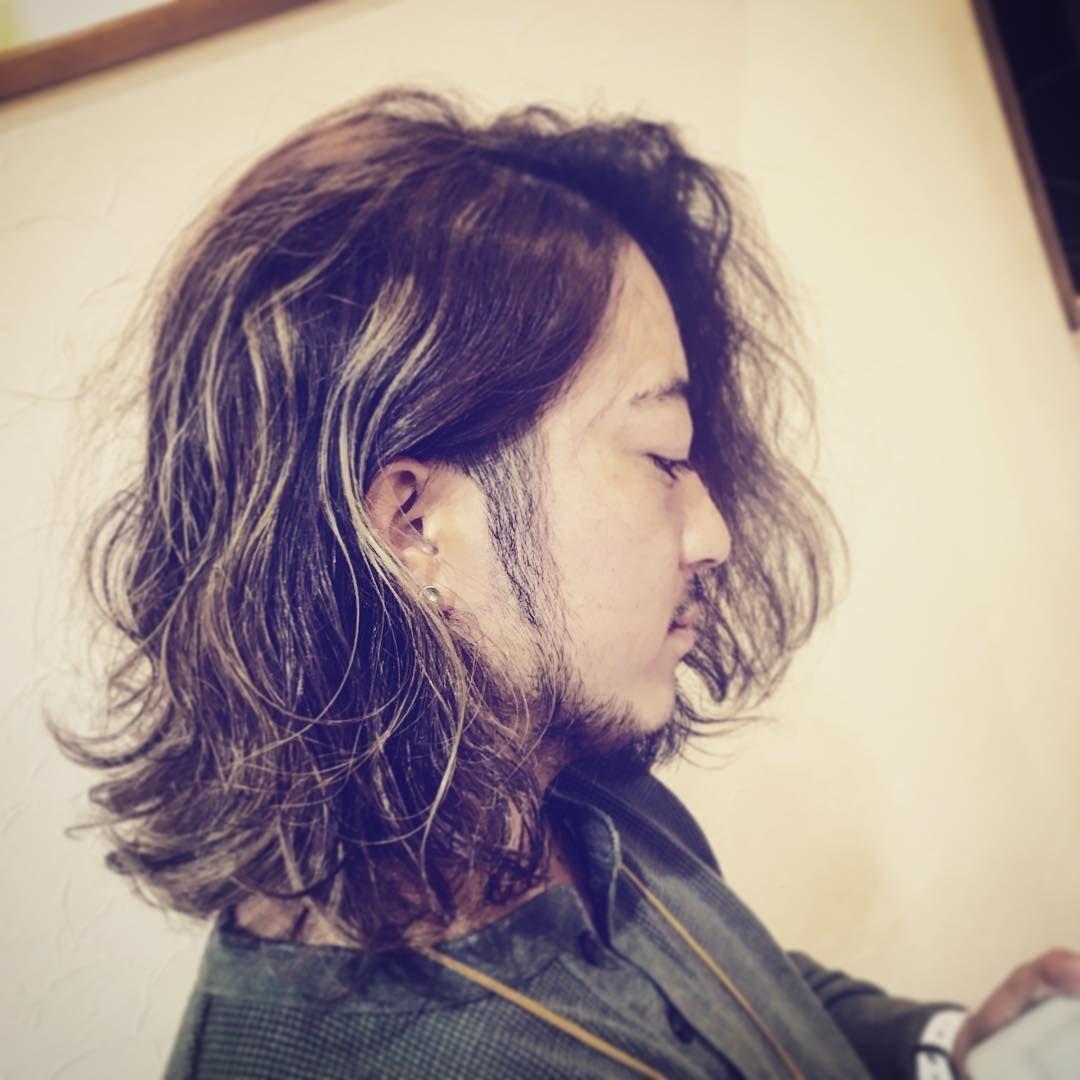 髪型 メンズ パーマ ロング Nekominko ロング パーマ 髪型 メンズ パーマ 外国人風 パーマ