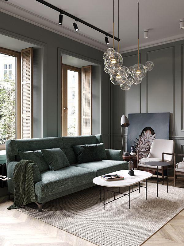 Attractive Decoration Inspiration For The Living Room Sets With Images Projekty Salonow Wnetrza Domow Nowoczesne Projektowanie Wnetrz