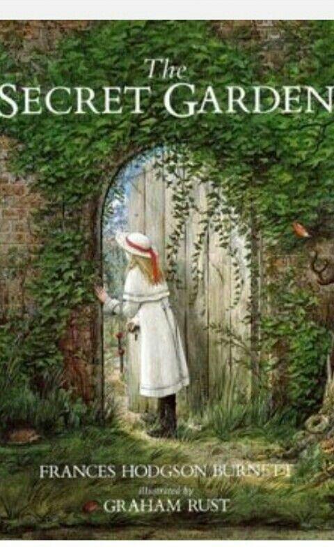 El jardín secreto | Niños (Libros) | Pinterest | Libros, Lectura y ...