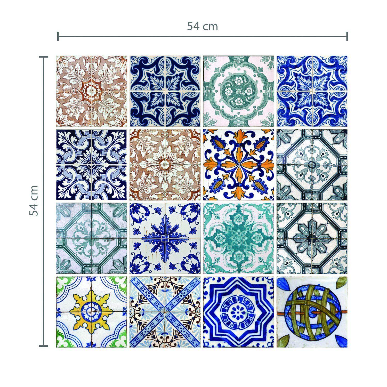 Walplus 54x54 cm Wall Stickers \