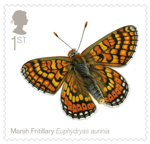 Royal Mail Butterfly Stamps | Royal Mail celebrates British butterflies in new stamp release