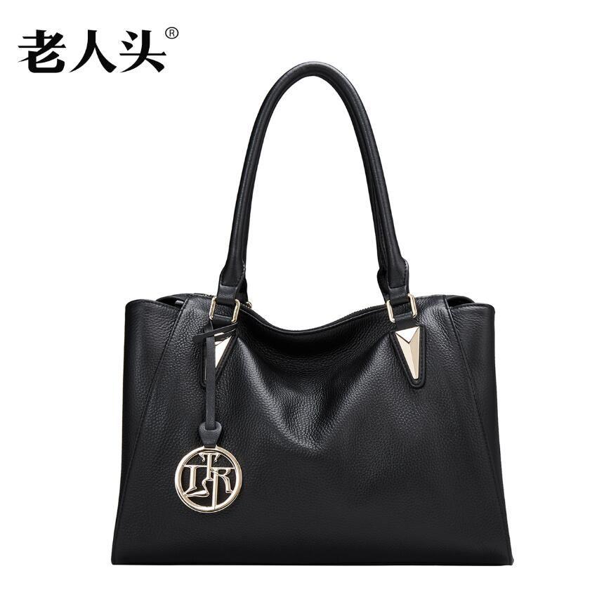LAORENTOU2016 new high-quality fashion luxury brand handbag genuine leather  bag counter genuine 8efb31ba98a8c