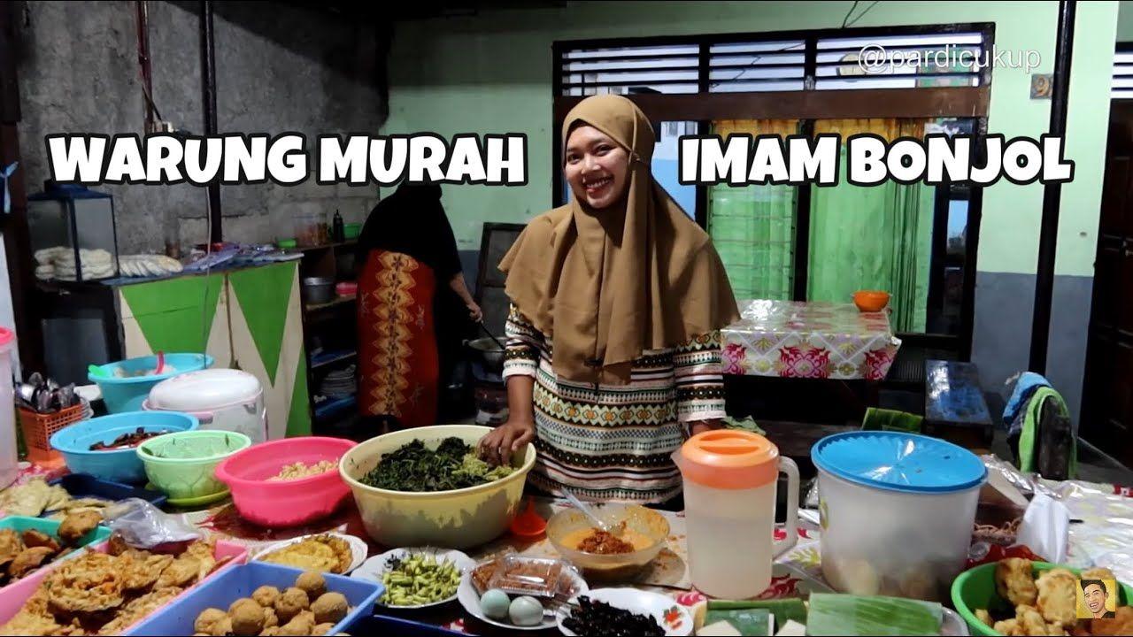 Warung Murah Imam Bonjol Nasi Pecel Pedas Dan Soto Ayam Bu Tari Ponorogo Youtube Ayam Nasi Youtube