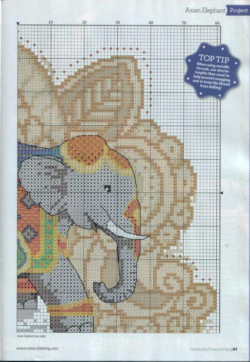 Free Asian Cross Stitch Patterns - Hot Nude-1126