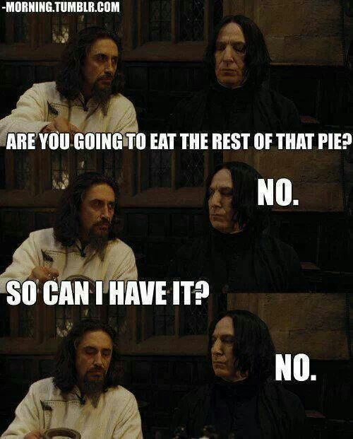 Severus Snape Meme