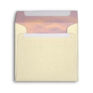 Background, Square Invitation Envelope