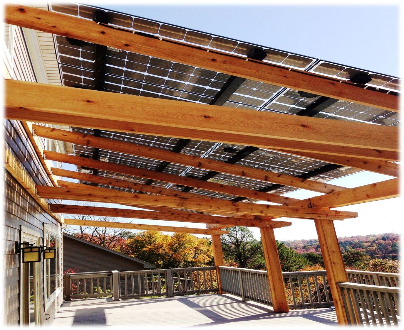Sun City Solar See Through Pergola Solar Patio Solar Pergola Pergola