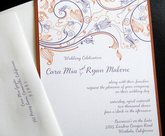 Mehndi Ceremony Cards : Printable mehendi henna floral wedding invitation by sandyphotoart