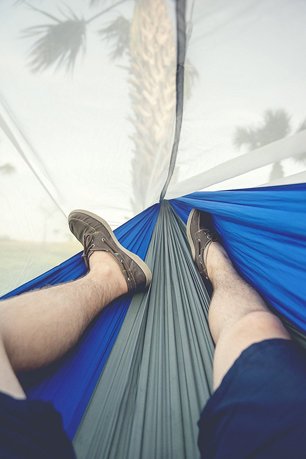 No 1 Hammock Mosquito Net Camping Hammock Bug Net Perfect For Backpacking Camp And Travel By Serac You Can Get More Details Here Campin Materiel Camping