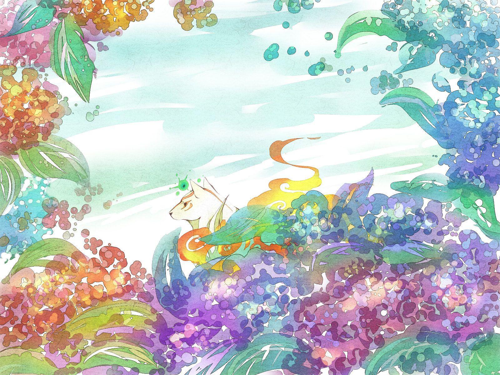 Okami Wallpaper Amaterasu Anime Images Okami