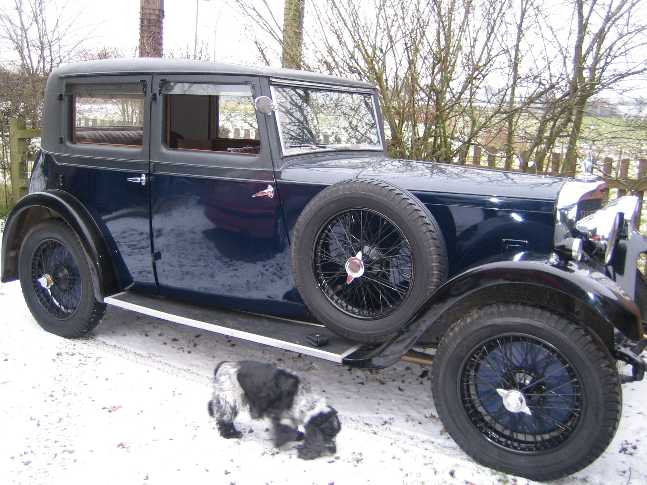 Roesch Talbot 14-45 Scout. Talbot used this chassis to create the ...