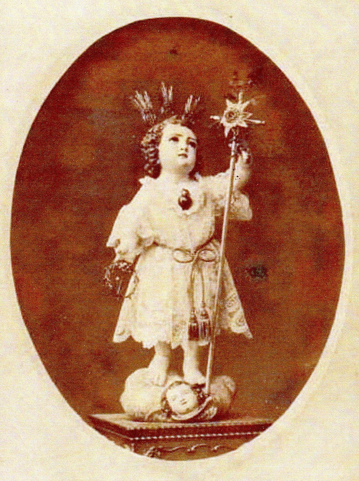 Resultado de imagen de carmelitas niño jesus