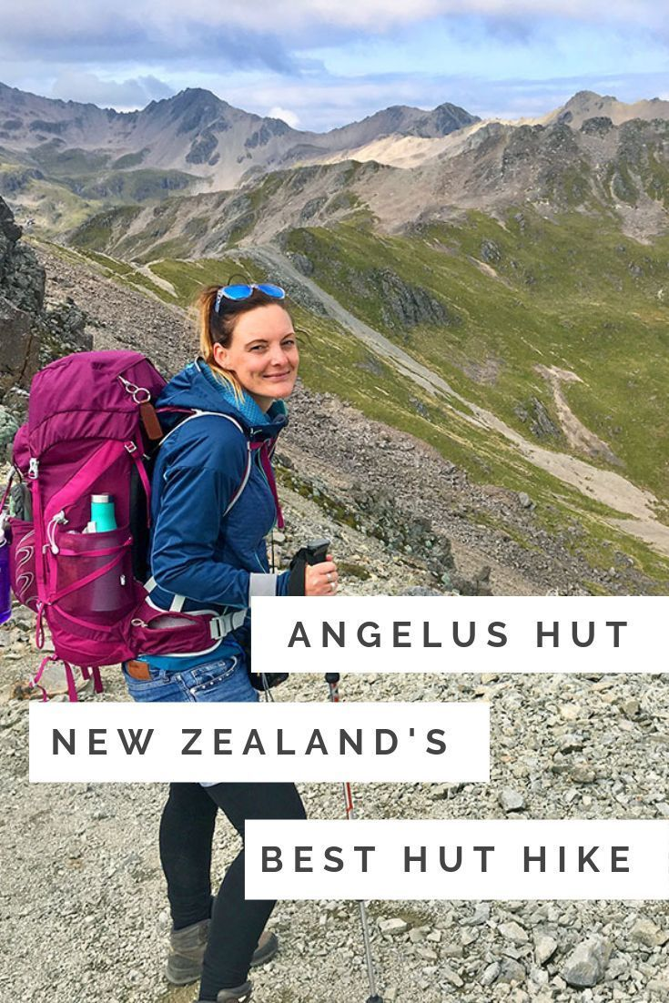 Angelus Hut Track: New Zealand's Most Spectacular Mountain