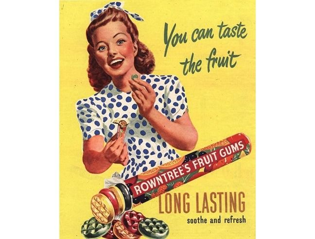 Vintage Advertisements Posters