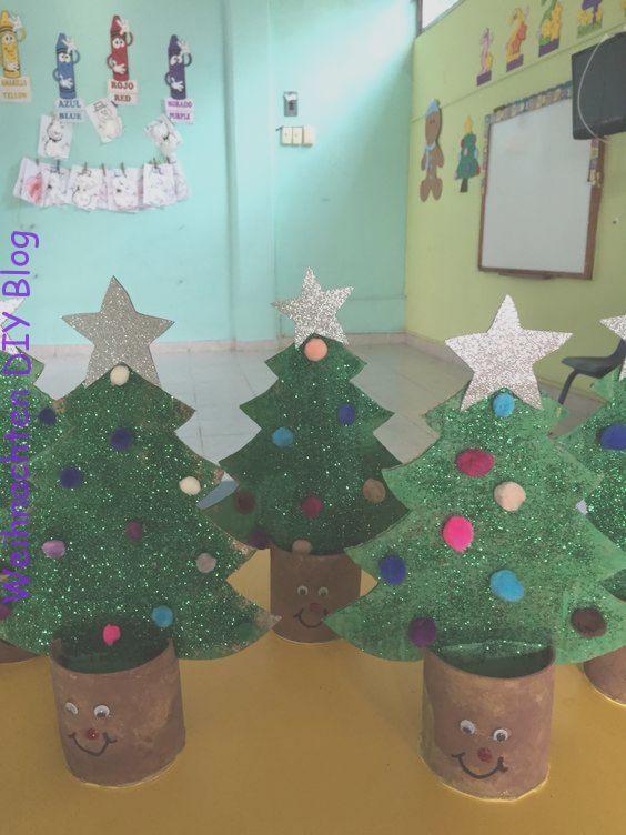 Super lustiges und kreatives Weihnachtshandwerk, das Kinder lieben werden #Chris…