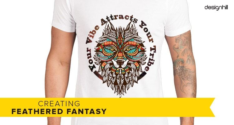 7f1b2b4e Fashion of nature-inspired t-shirt designs. Fashion design trends 2018.  #fashiontrends2018