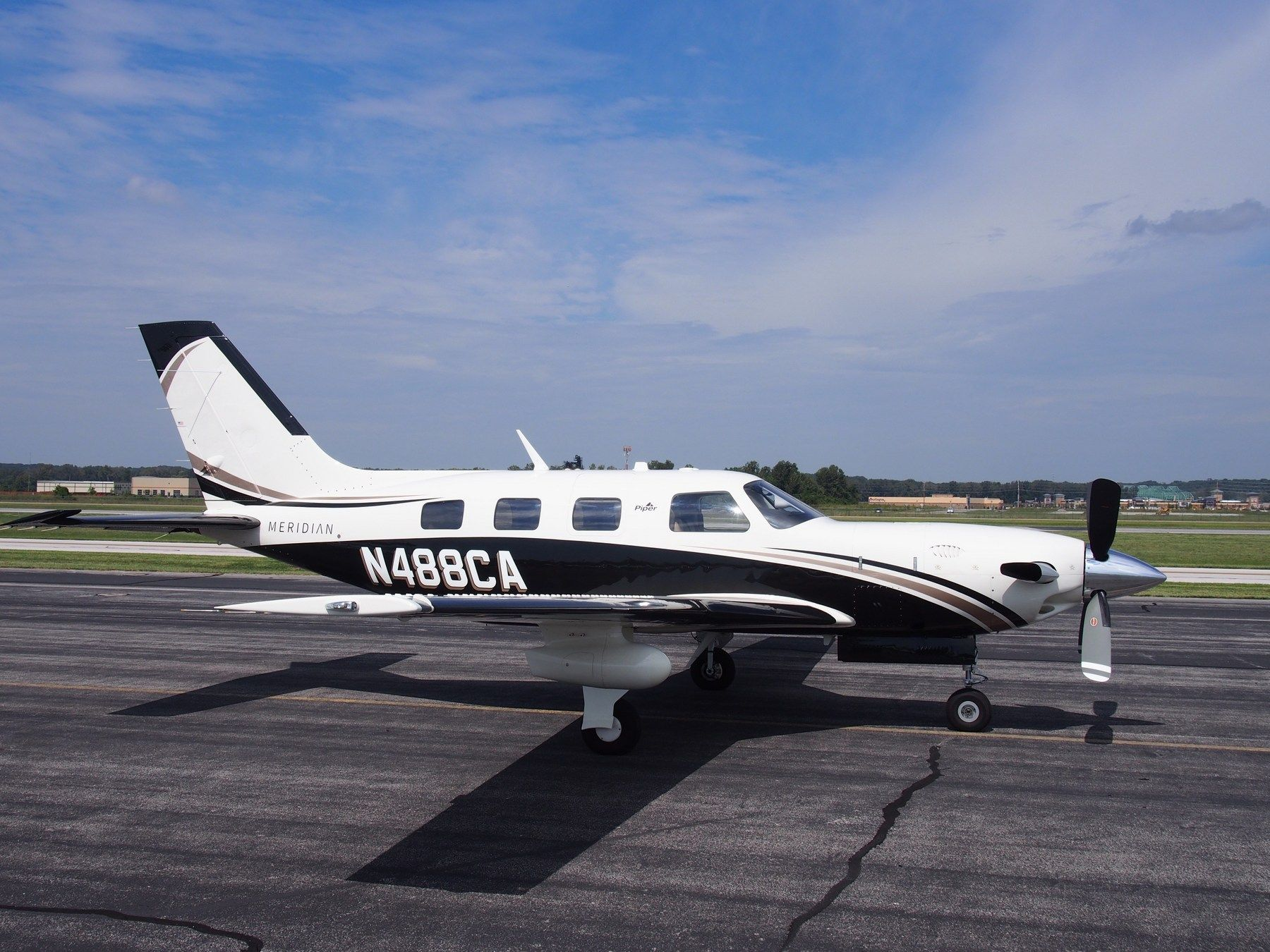 2014 Piper PA-46-500TP Meridian for sale in MO United States