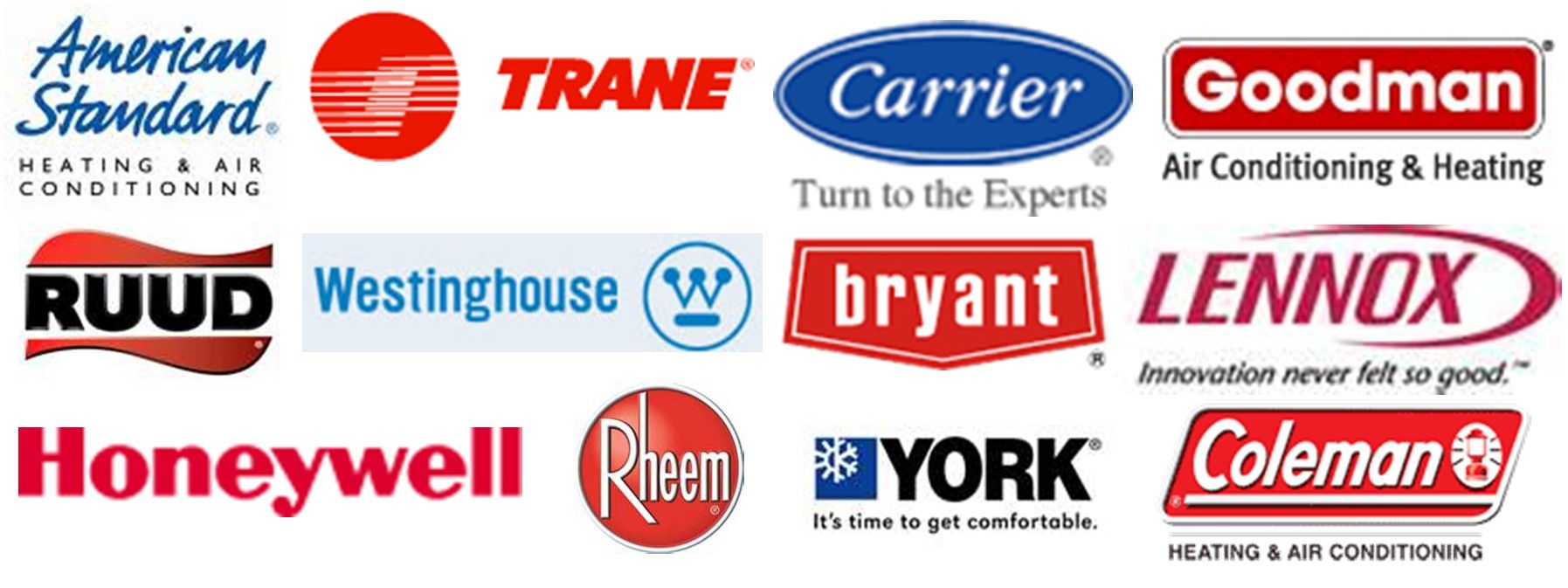 Central Air Conditioner Brands Before you call a AC repair