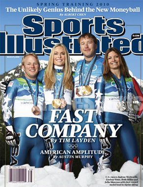 Andrew Weilbreck, Lindsey Vonn, Bode Miller and Julia Mancuso- follow us www.helmetbandits... like it, love it, pin it, share it!