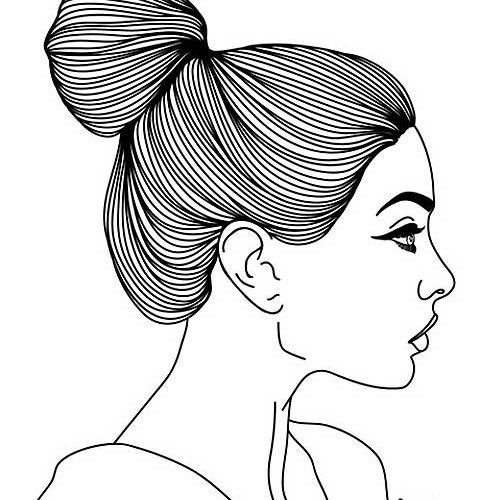 New Illustration Work From Jennifer Saul Drawings Of PeopleLine