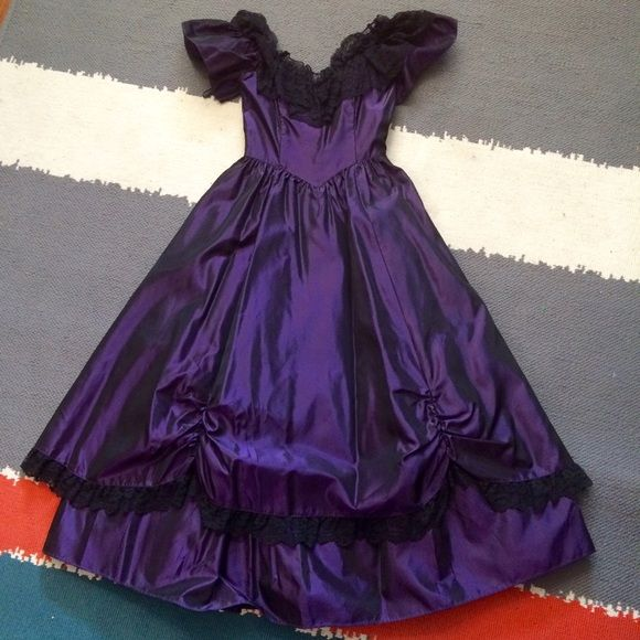 5 prom dresses 80s